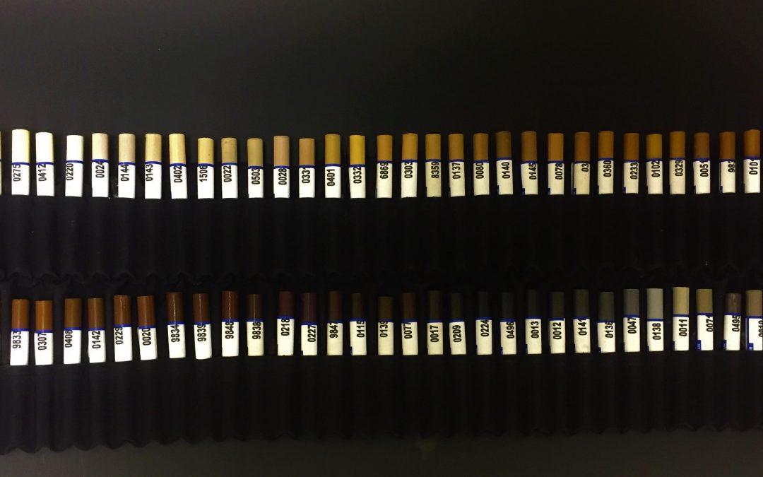 Kit 76 crayons Fill-stick – variées
