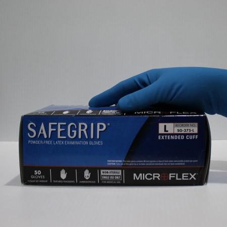 Gants réutilisables Microflex en latex