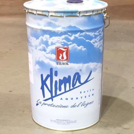 Couche de finition Klima, avec pigment