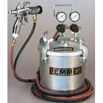 Pulvérisateur Lemmer A910