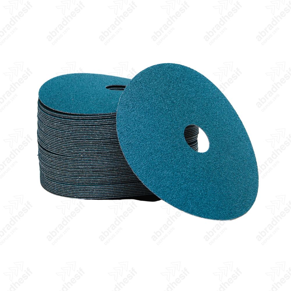 Disque de fibre Zirconium