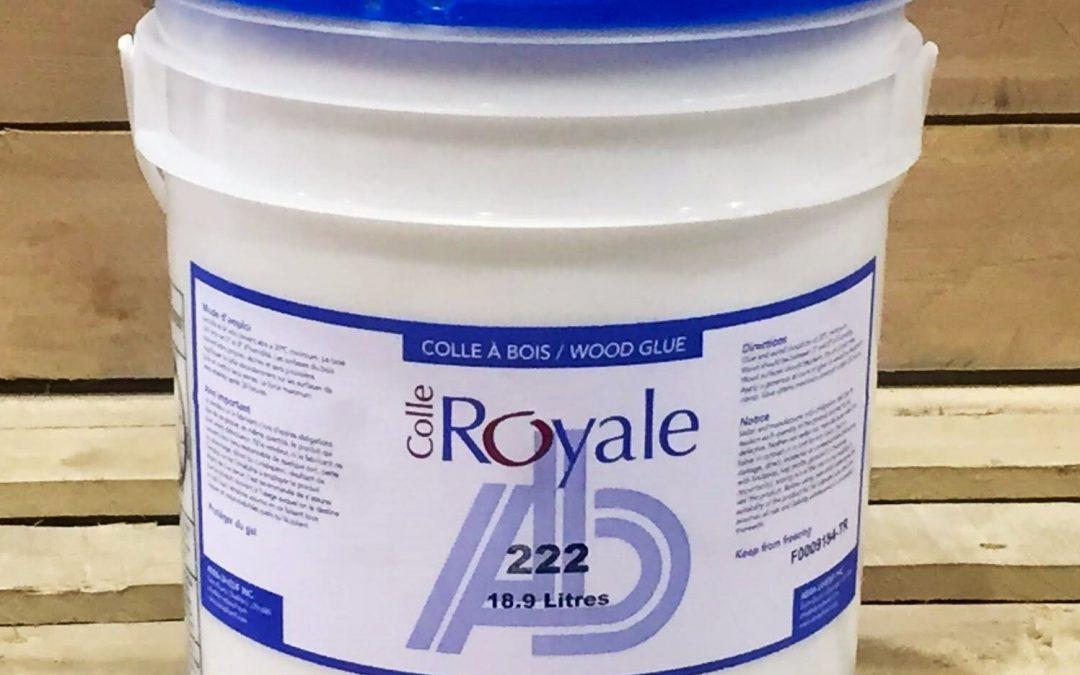 Colle à bois Royale 222