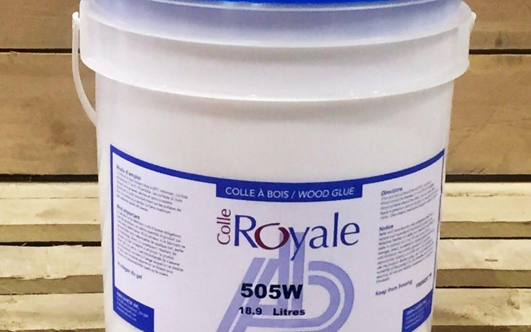 Colle à bois Royale 505W