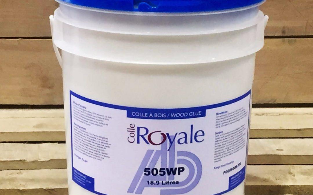 Colle à bois Royale 505WP