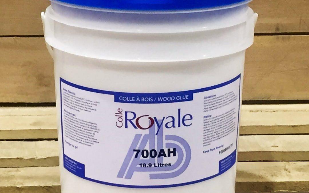 Colle à bois alimentaire Royale 700AH