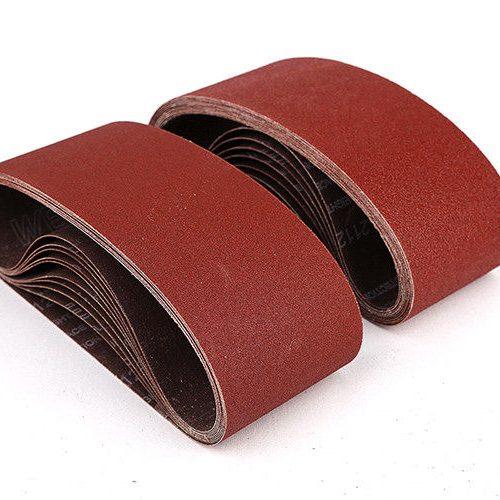 Courroie de ponçage – 3 x 19 | Courroies de ponçage pour sableuse portative | Abradhesif