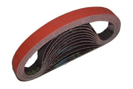 Courroie étroite de ponçage | Abrasif | Abradhesif