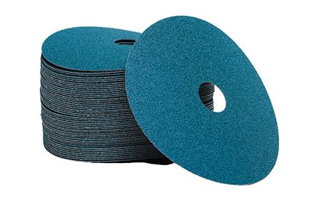 Disque abrasif en fibre | Abrasif | Abradhesif