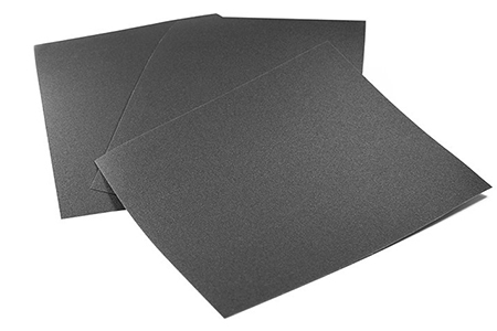 Feuille de papier abrasif | Abrasif | Abradhesif