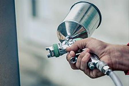 Pulvérisateur à peinture, pressure pot, pompe et autres outils de pulvérisation| Lemmer | Abradhesif