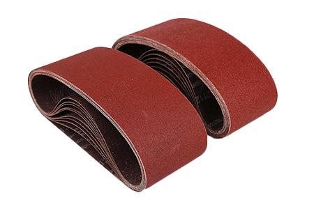 Courroie de ponçage pour sableuse portative   Abrasif   Abradhesif