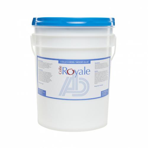 Colle à bois à séchage rapide – ROYALE 404 | Colle à bois pour intérieur et extérieur | Abradhesif